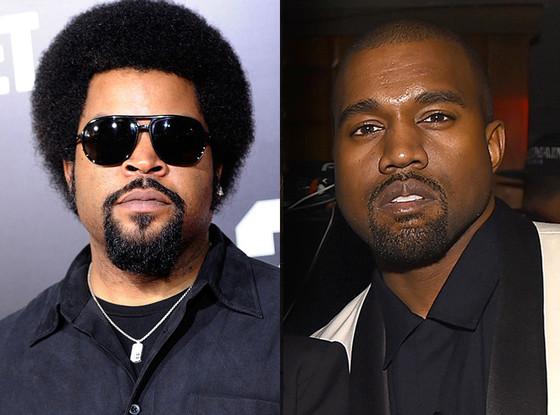 Ice Cube, Kanye West