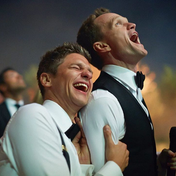 Image result for Neil Patrick Harris and David Burtka: 600