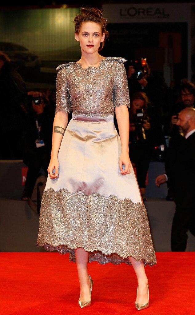 Kristen Stewart, Venice Film Festival