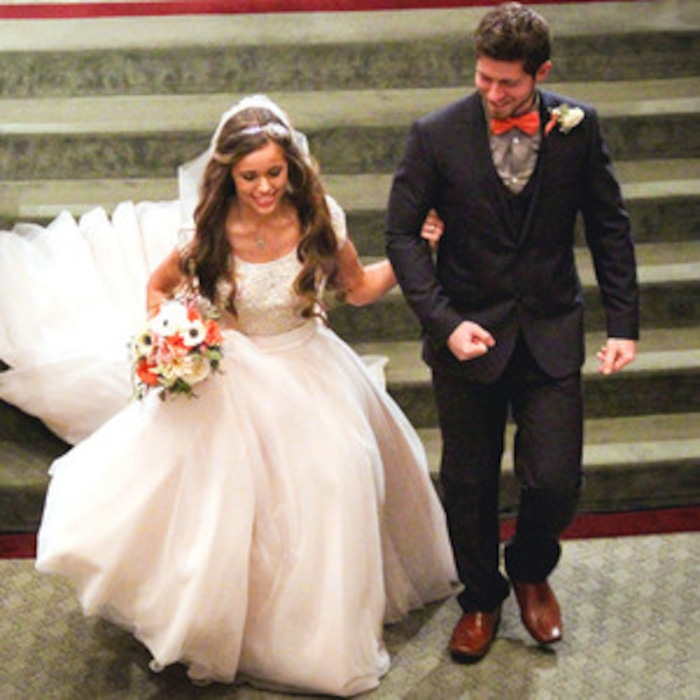 Jessa Duggar Shares 100 New Wedding Photos 2 Days After Cousin Amy