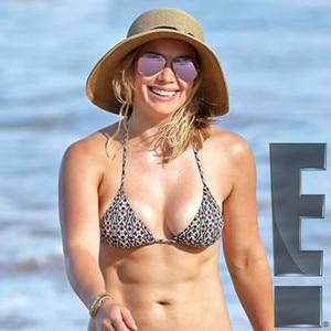 Hillary Duff Bikini Pics