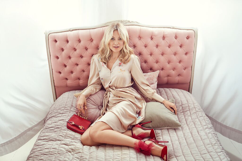 Kate Hudson for Jimmy Choo