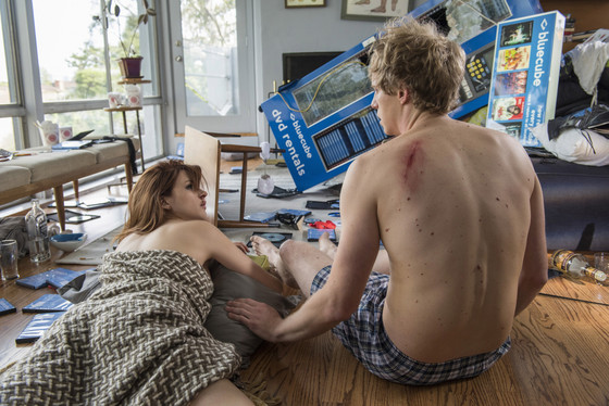 You're the Worst, Aya Cash, Chris Geere
