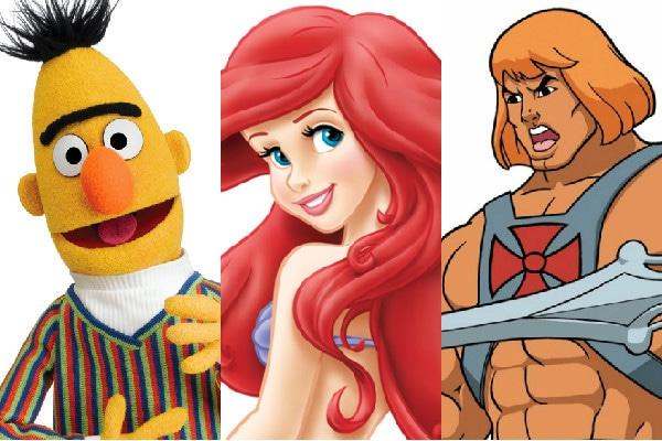 Personajes infantiles que son íconos de la cultura gay