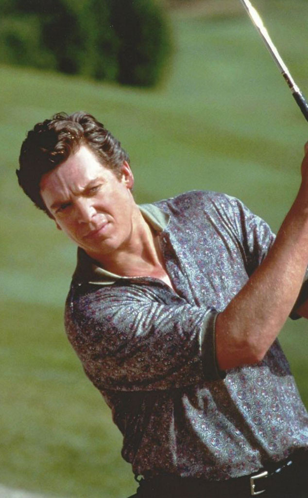 tiger woods meets happy gilmore golf legend shooter mcgavin see the