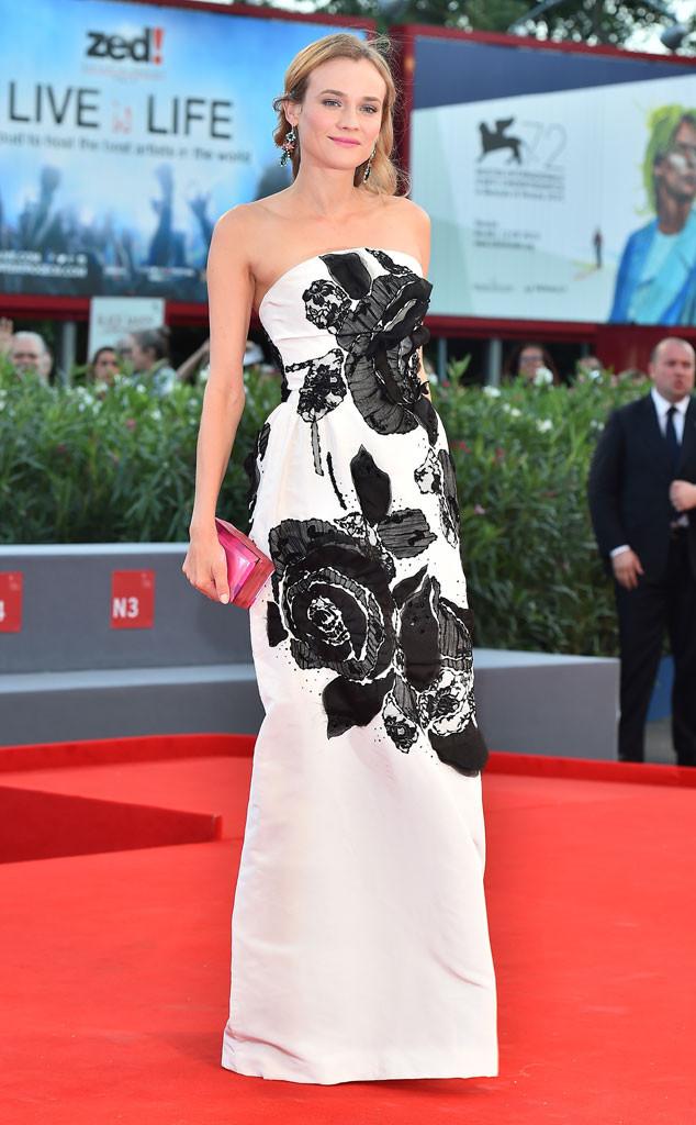 Diane Kruger, Venice Film Festival