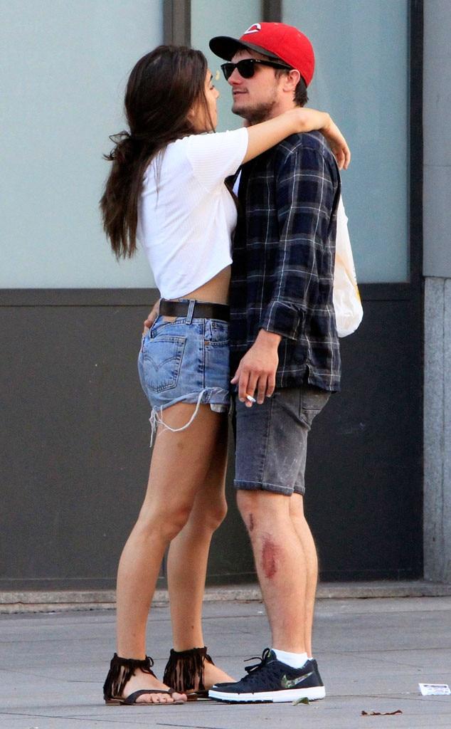Josh Hutcherson & Claudia Traisac from The Big Picture ...