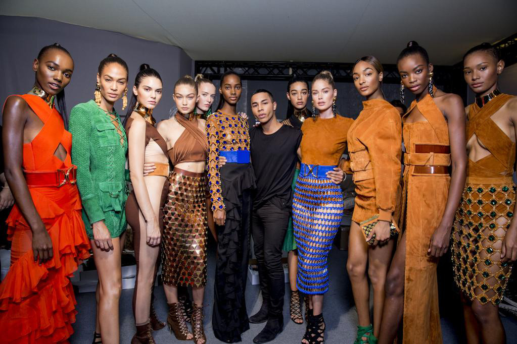 Balmain, Paris Fashion Week