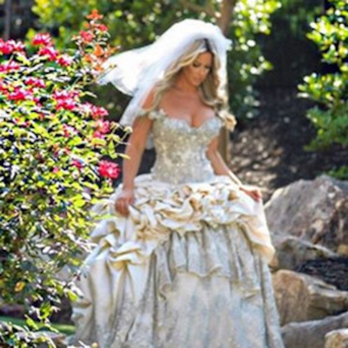 Kim Zolciak Wedding Dress | Wedding Ideas