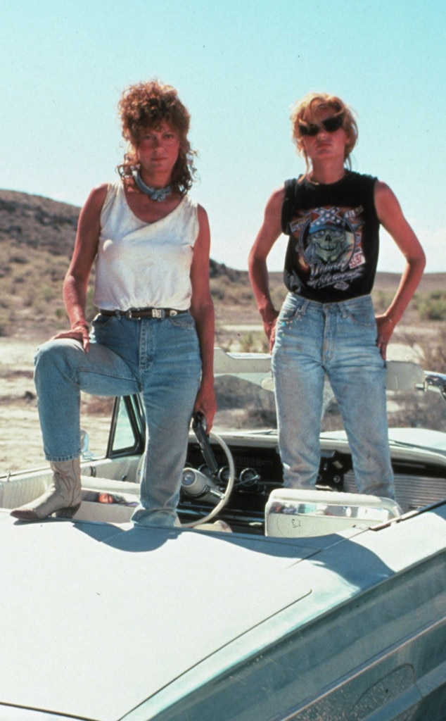 and thelma louise davis Geena