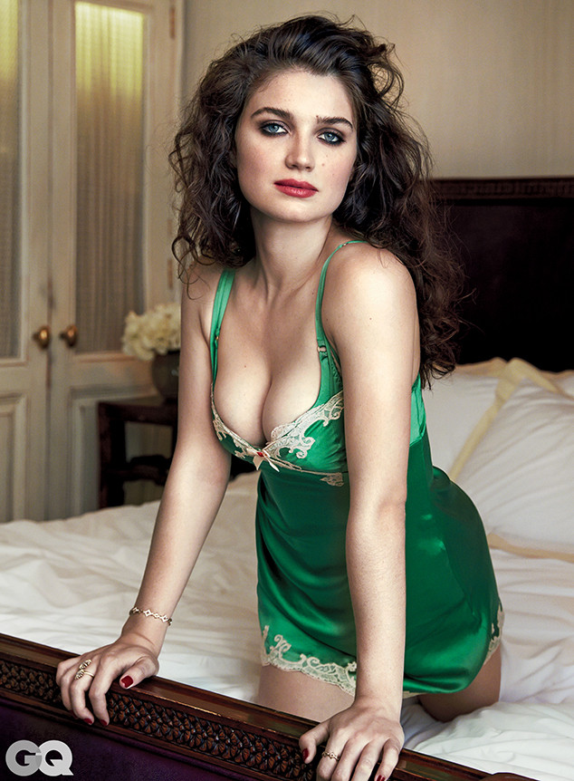 Eve Hewson, Bono's Daughter, GQ Magazine October 2015