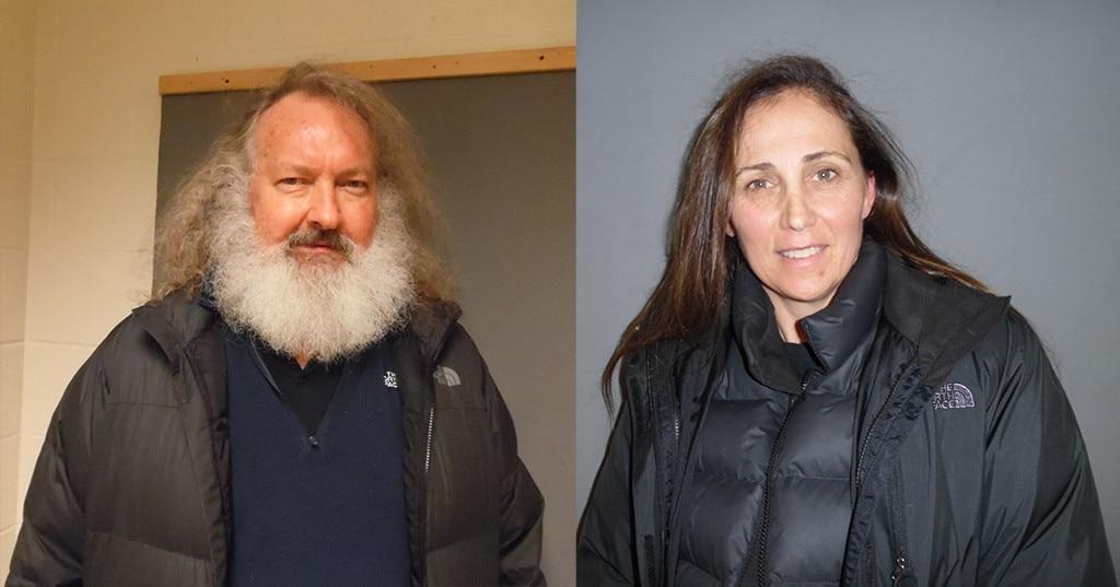 Randy Quaid, Evi Quaid, Mug Shot, U.S. Border Arrest