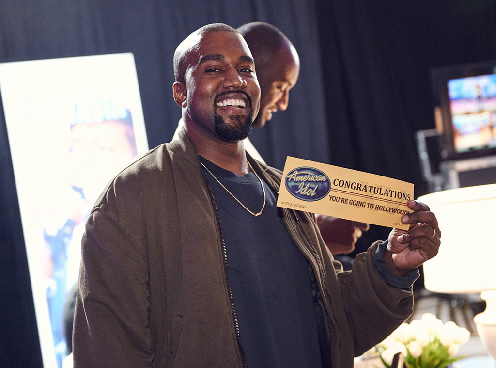 Kanye West, American Idol Auditions