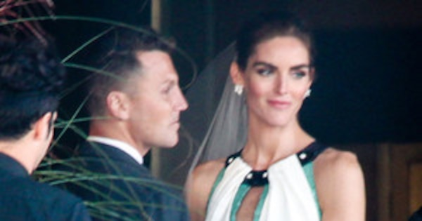 Hilary Rhoda Marries Sean Avery See Her Unique Wedding