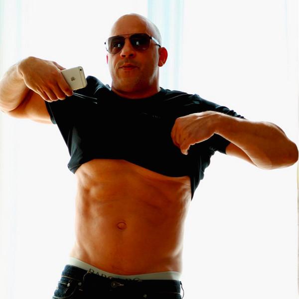 Vin Diesel, Instagram