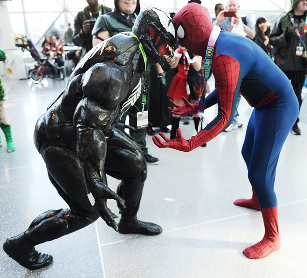New York Comic Con, Cosplay