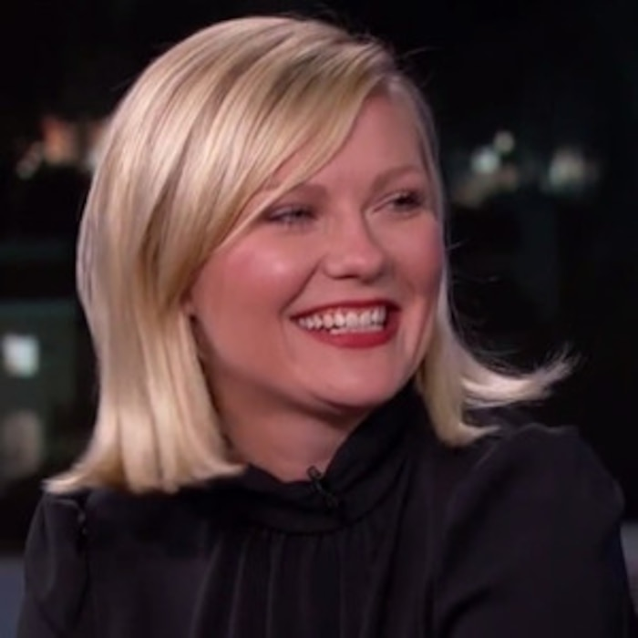 Kirsten Dunst Lived Out All Of Our Laziest Dreams To Gain Weight For