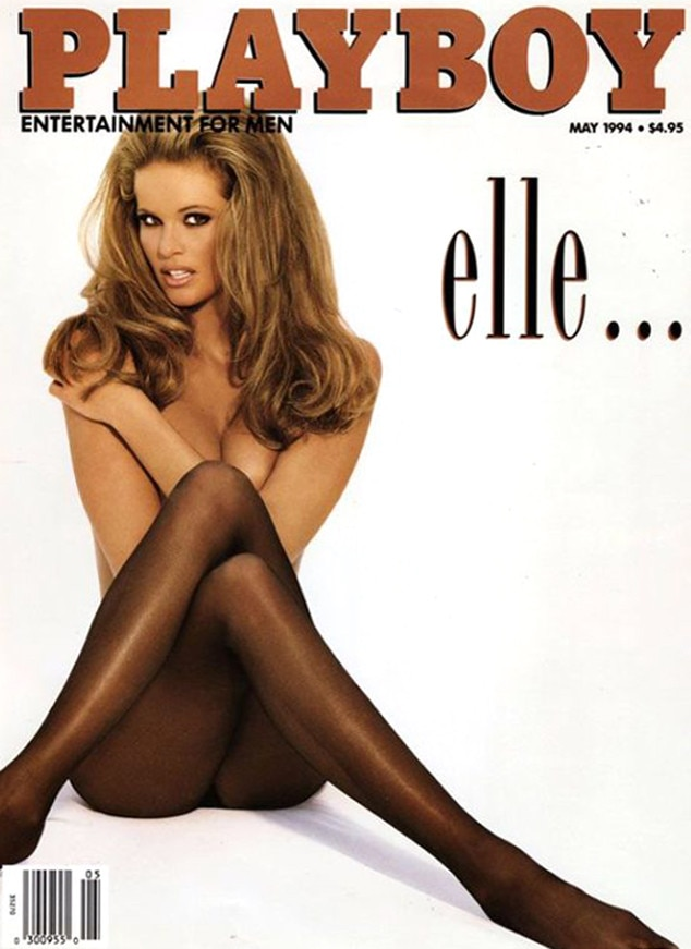 Elle Mcpherson pussy showing