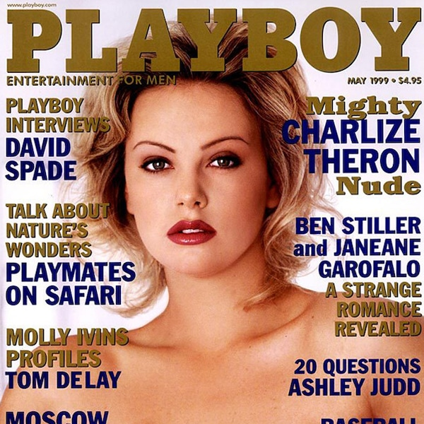 50 Stars Who Posed for Playboy - Celebrities Who Posed for