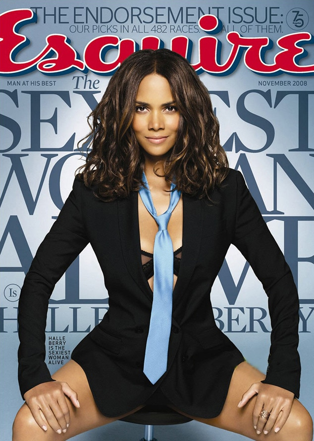 Halle Berry (2008) From Esquire's Sexiest Woman Alive
