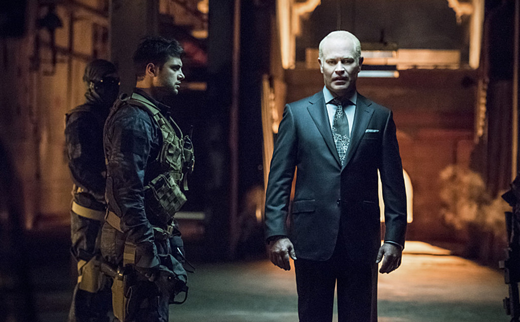 Arrow, Neal McDonough