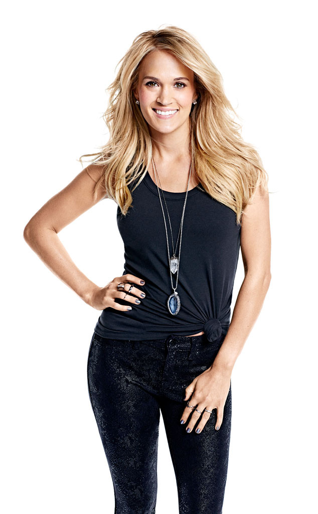 Carrie Underwood, SHAPE Magazine