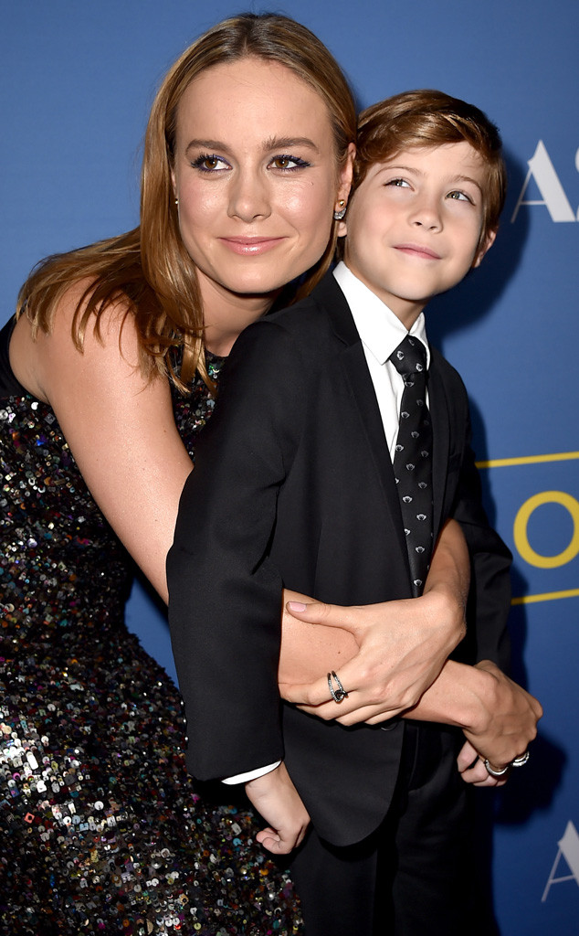Brie Larson, Jacob Tremblay