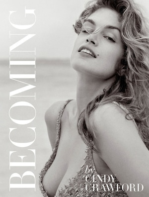 Cindy Crawford, Becoming, Book Club