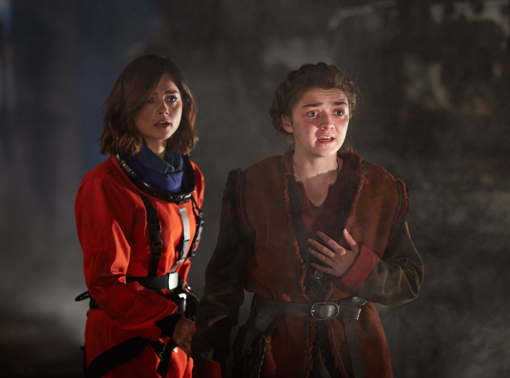 Doctor Who, Maisie Williams