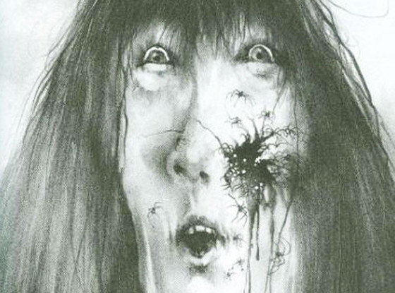 10 Images From the Scary Stories to Tell in the Dark Children's