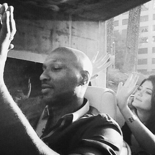 Kylie Jenner, Lamar Odom