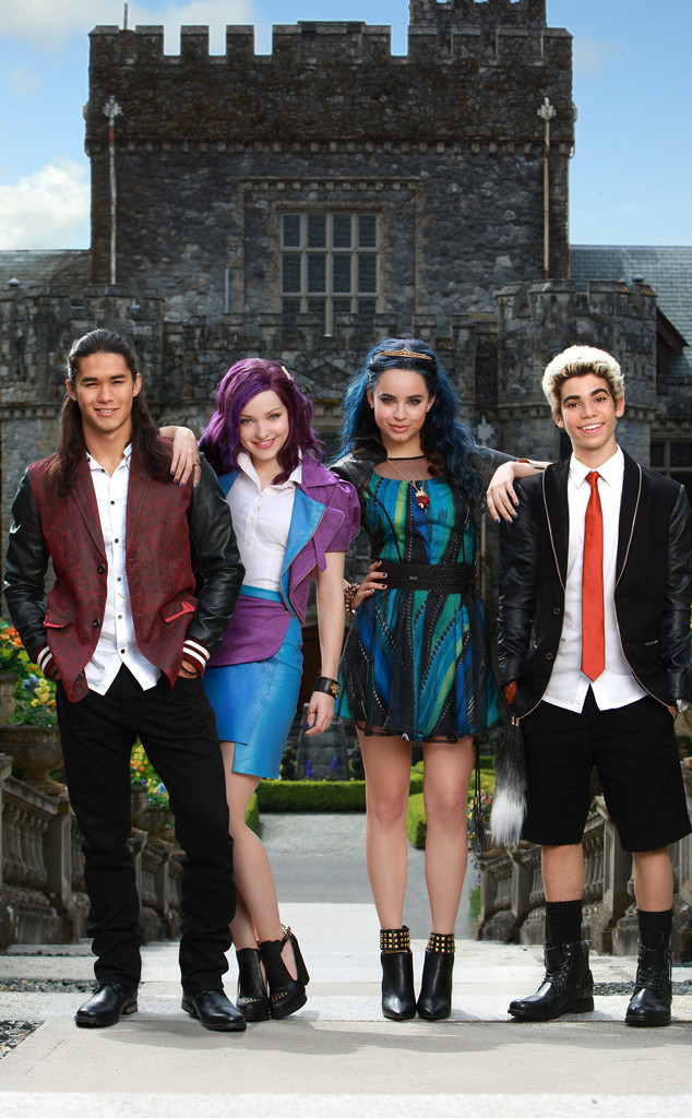 Descendants, Disney