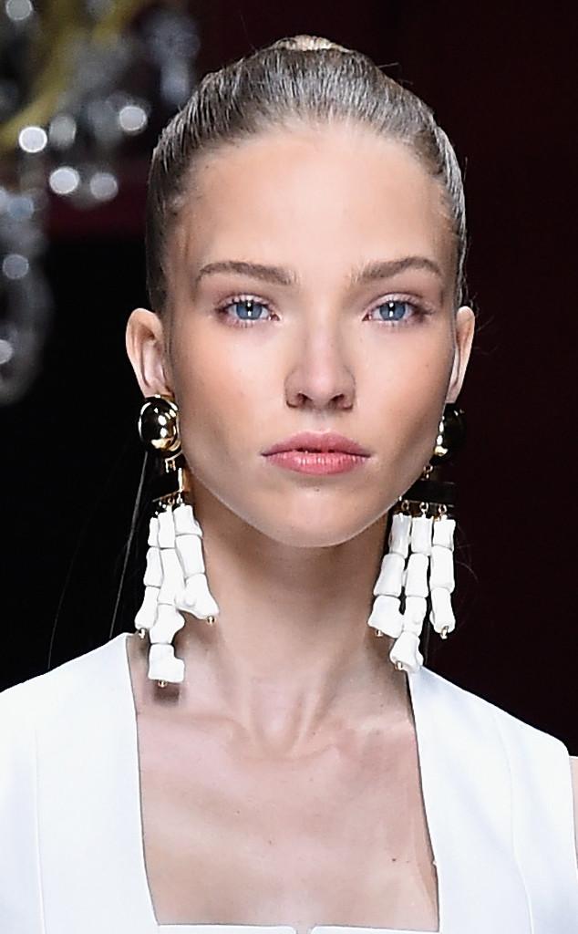 Balmain, Paris Fashion Week, Best Looks