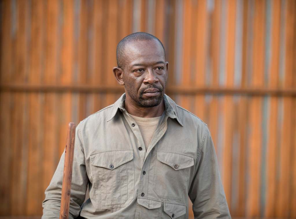 Lennie James, The Walking Dead