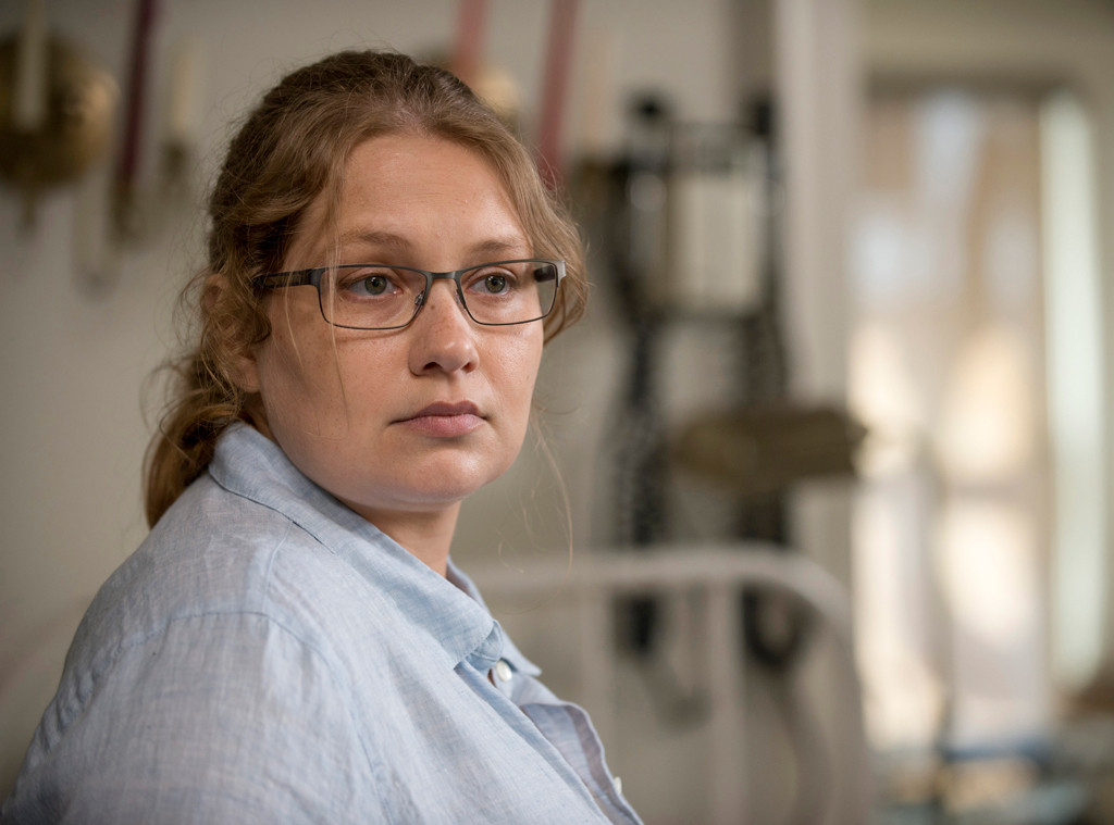 Merritt Wever, The Walking Dead
