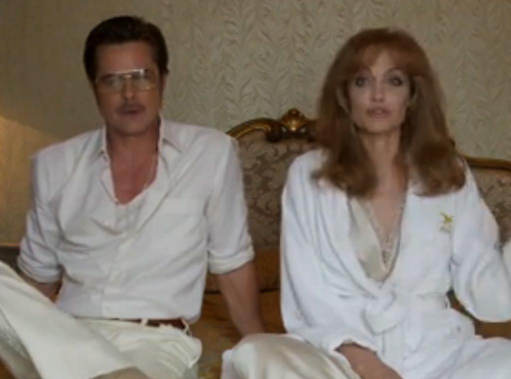 By the Sea Trailer, Angelina Jolie, Brad Pitt