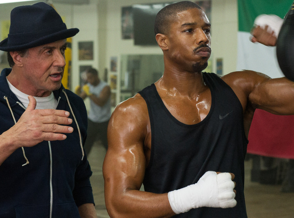 holiday movie preview,  creed