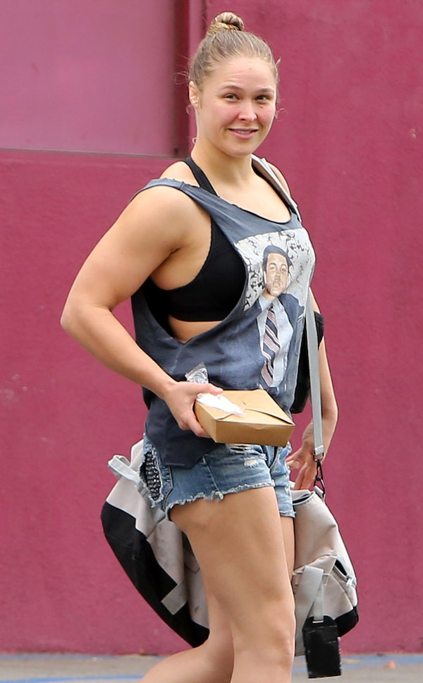 ronda rousey from the big picture  today u0026 39 s hot photos
