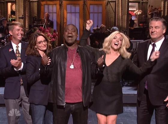 Tracy Morgan, Saturday Night Live