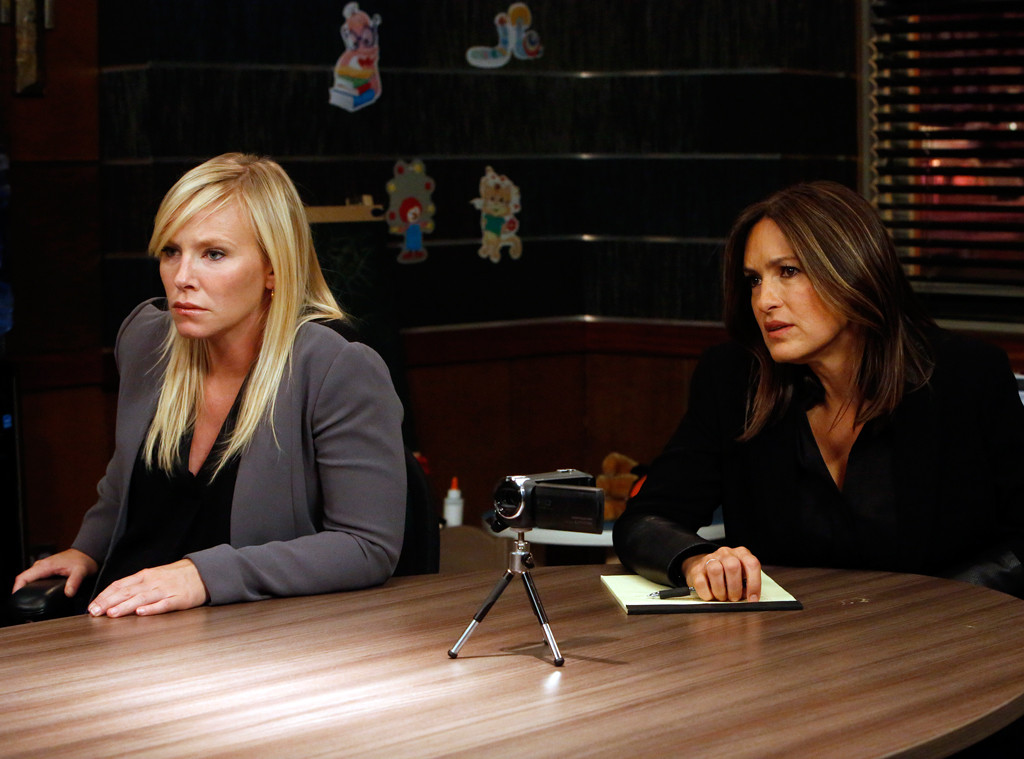 Law and Order: SVU, Kelli Giddish, Mariska Hargitay