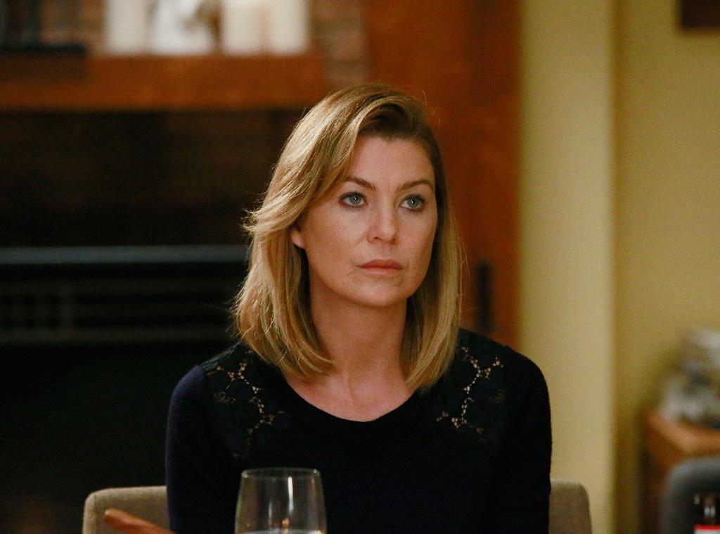 Ellen Pompeo, Greys Anatomy Season 12