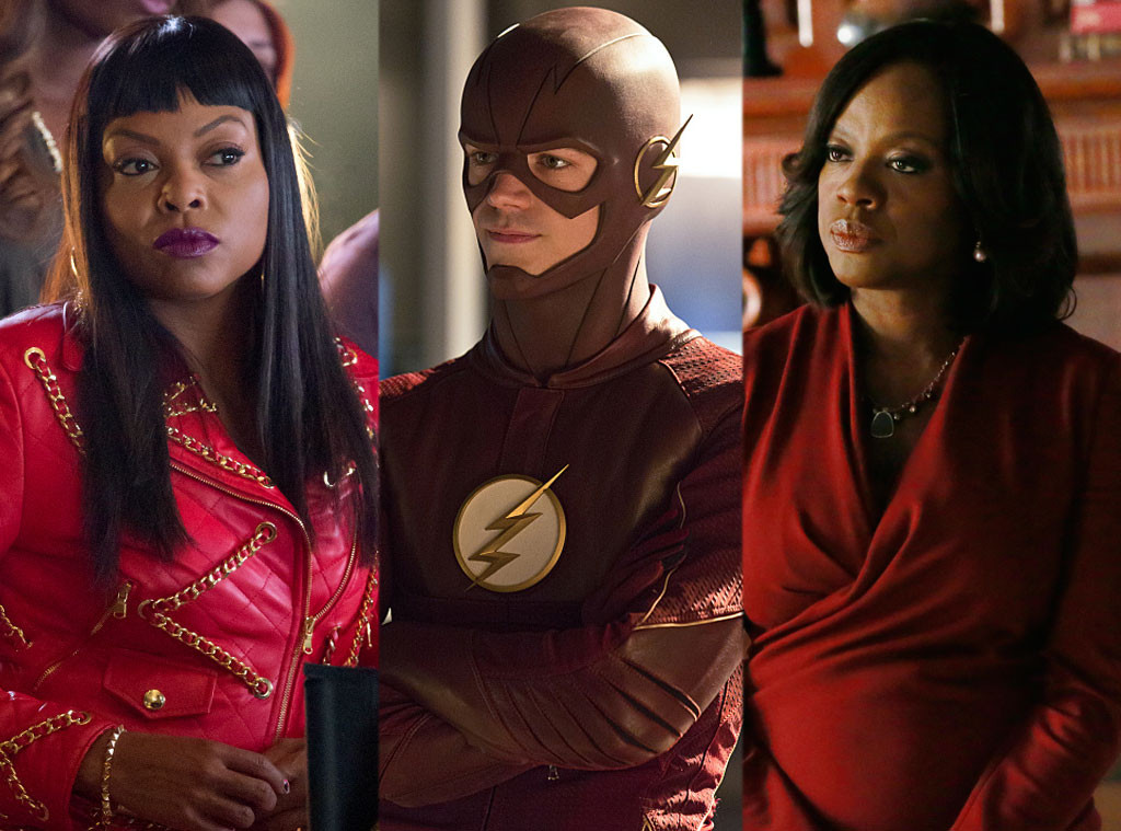 TV Show Sophomore Slump, Empire, The Flash, How To Get Away with Murder