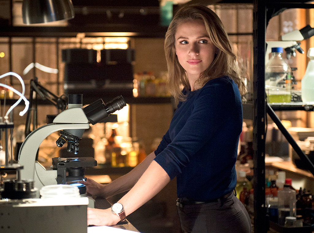How Many Cups Of Coffee Does The Flashs Patty Spivot Need To Be So