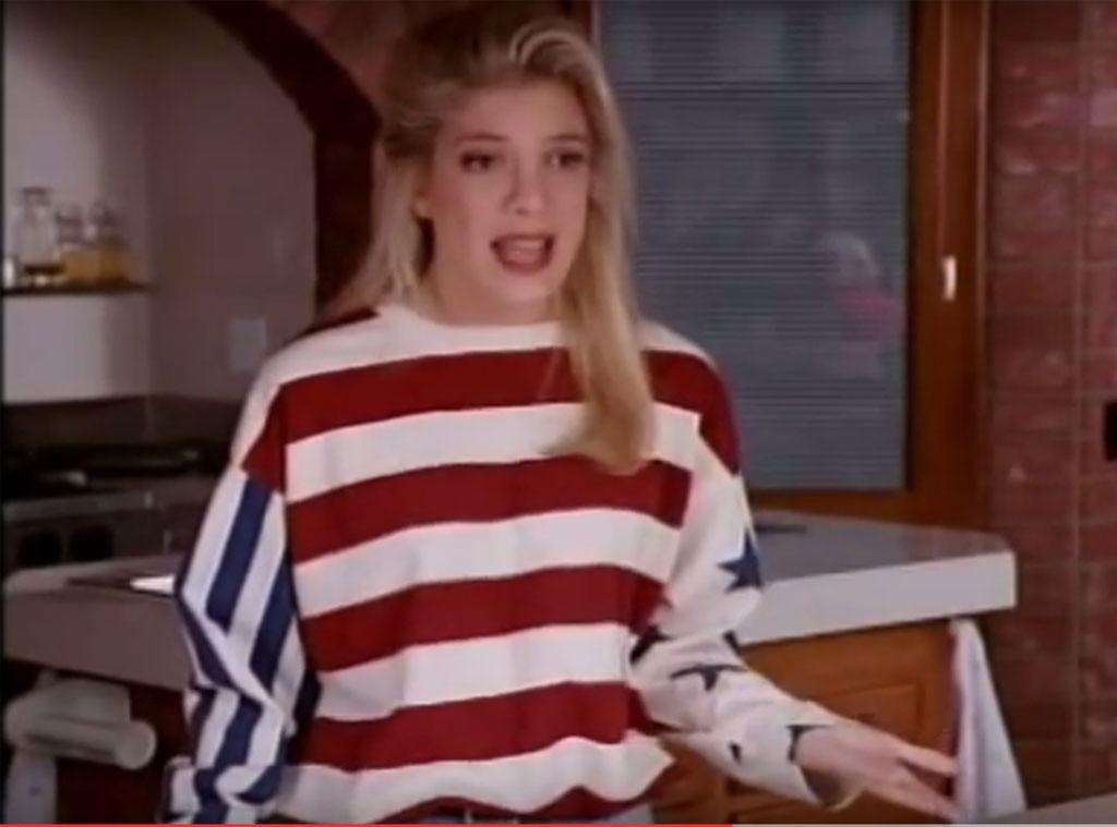 Donna Martin Patriates from Beverly Hills, 90210: Unforgettable ...