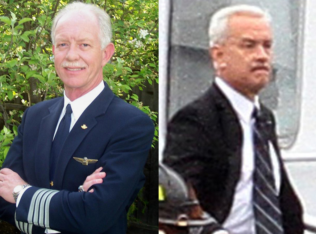 "Chesley ""Sully"" Sullenberger, Tom Hanks"