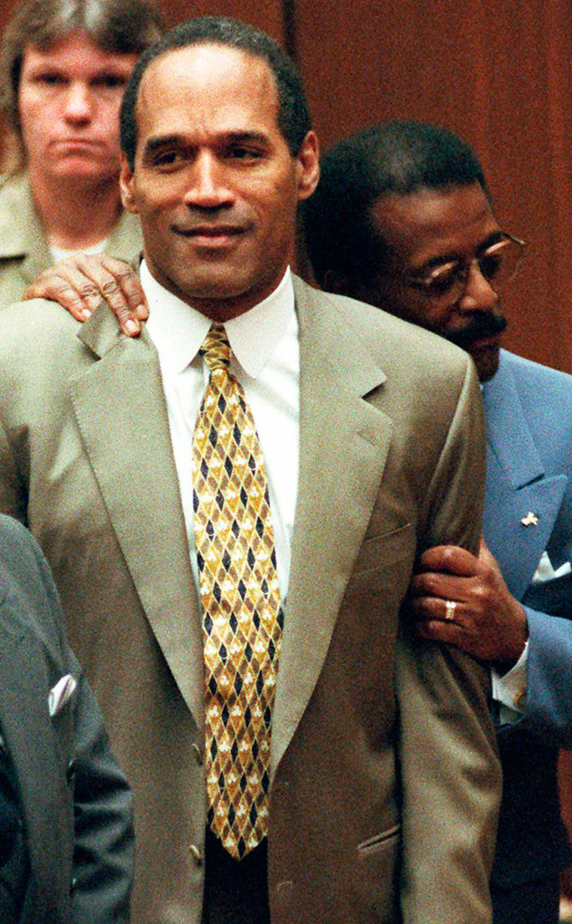 O.J. Simpson Is Acquitted