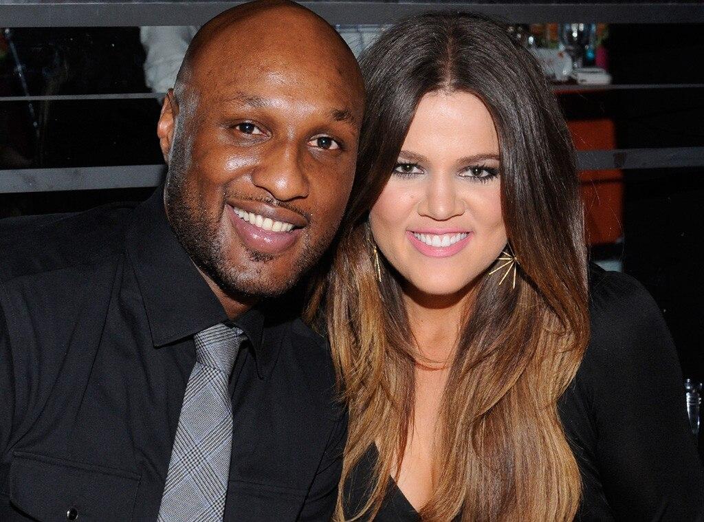 Khloe kardashian and lamar odom are still married