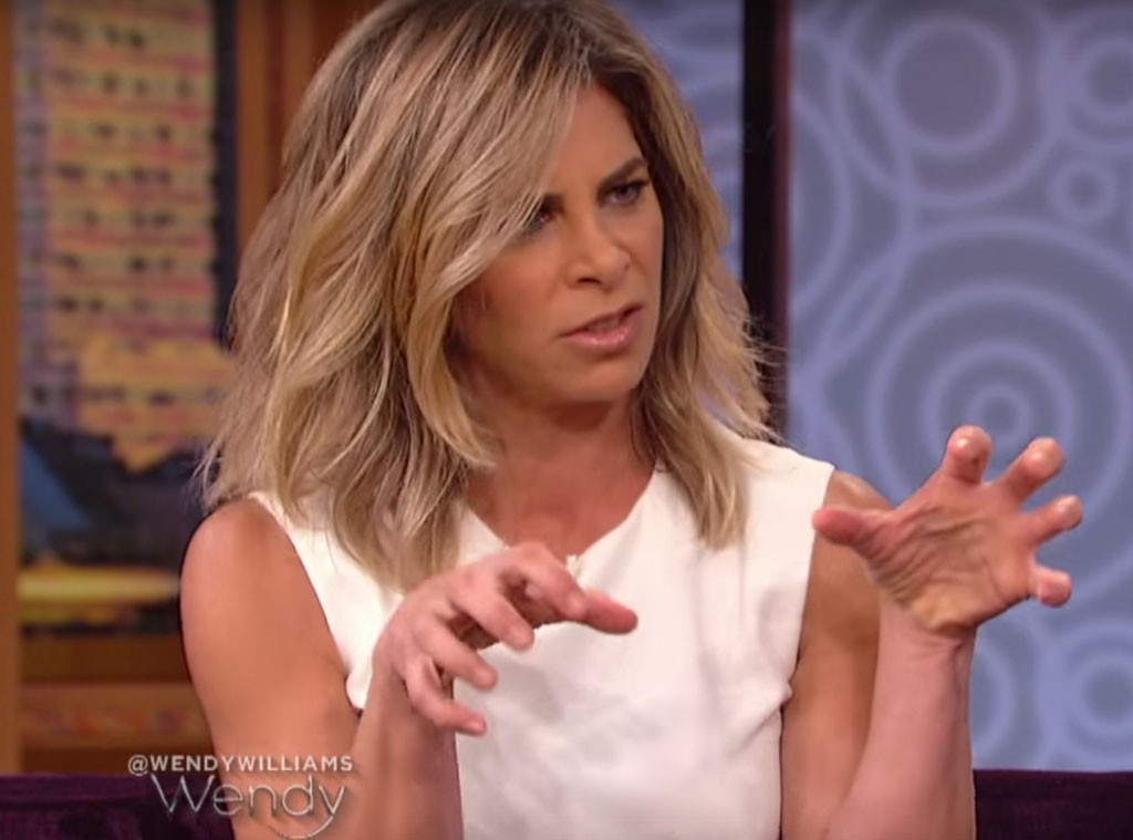 Jillian Michaels Wedding.Jillian Michaels Talks Being The Man Of The House And Dishes On
