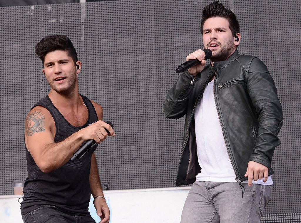 Dan + Shay - The Group of 2018