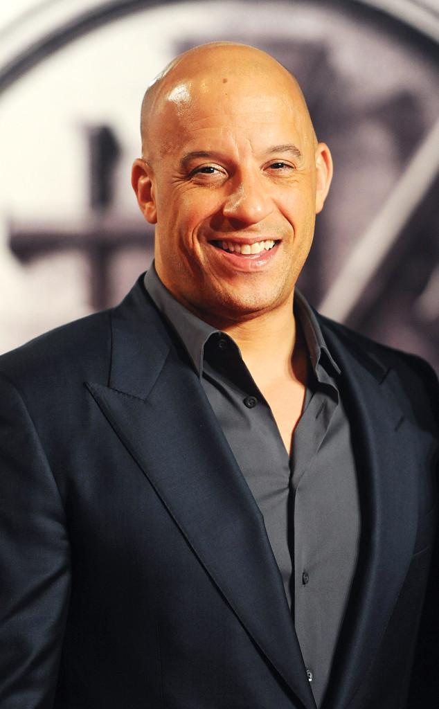 Vin Diesel Takes Anoth...